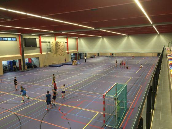 Sporthal IJsselweide, Ulft